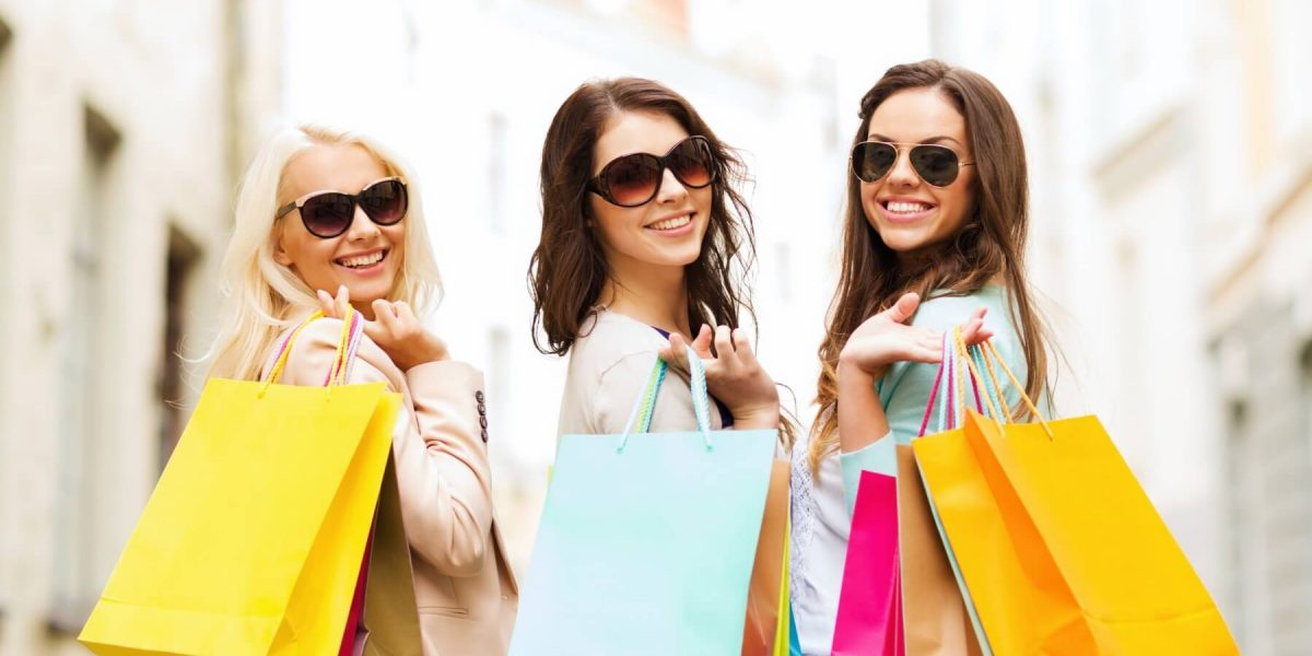 IQM destination - shopping